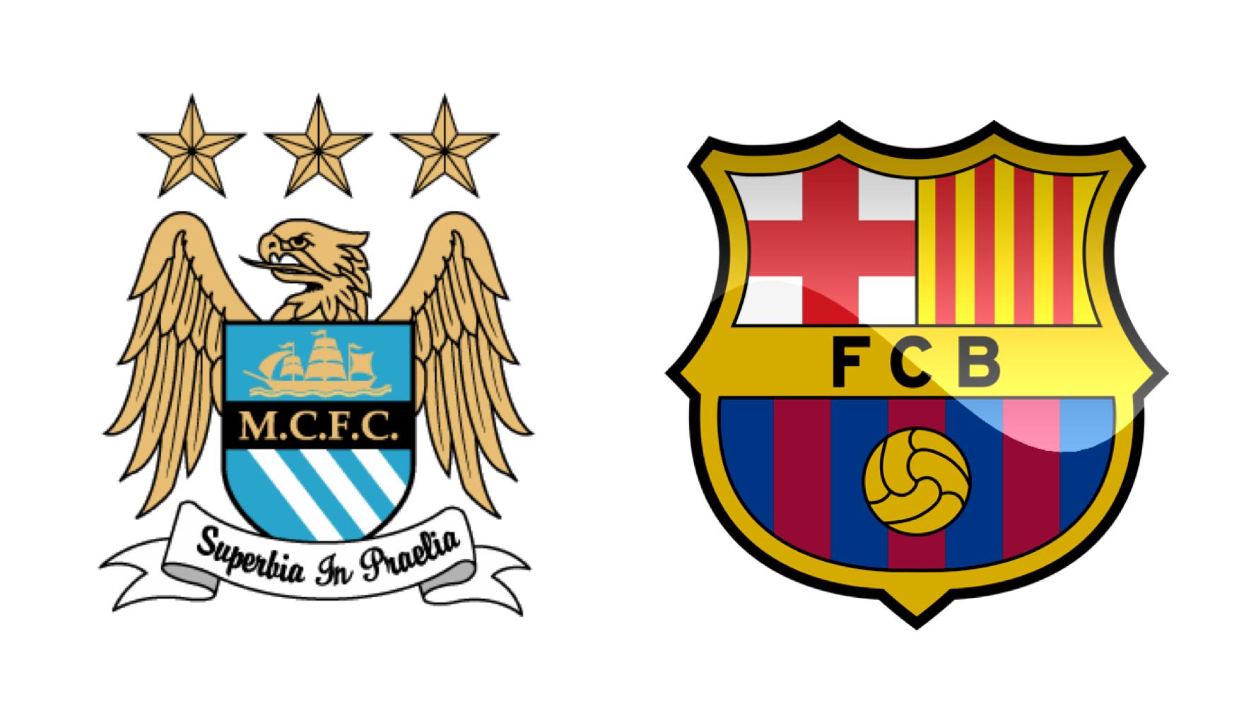 Barcelona Vs Man City Logo: LA TERTULIA RB ESPECIAL MAN. CITY