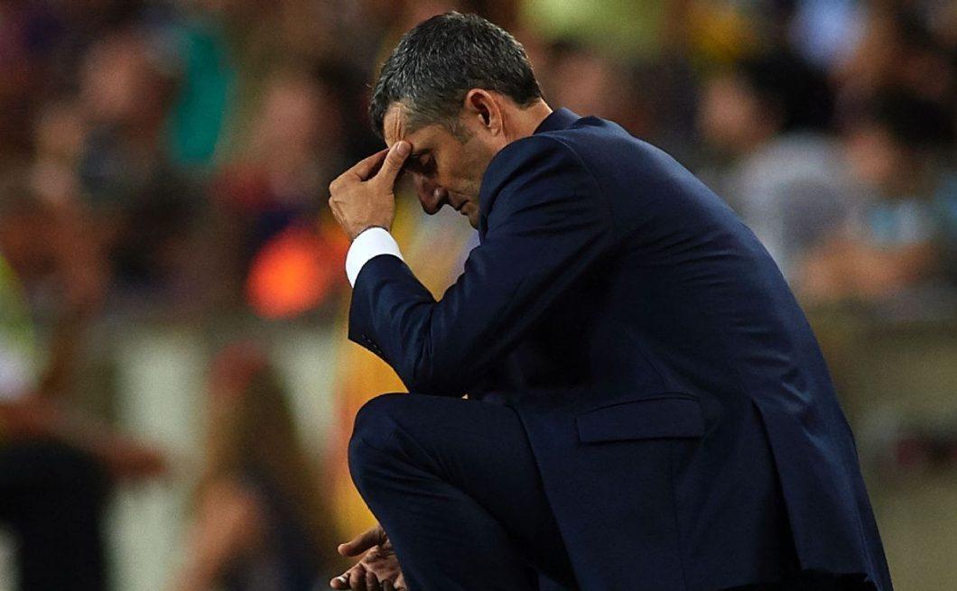 Valverde caído