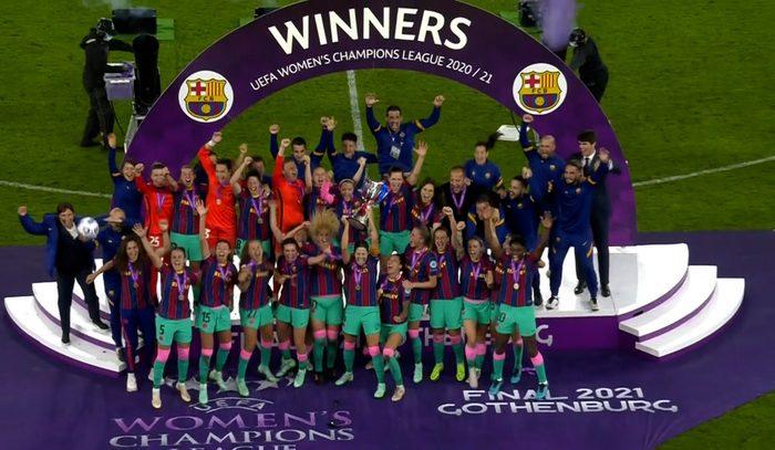 El Barça gana la champions femenina