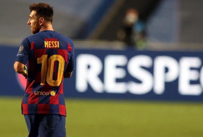Messi se fue
